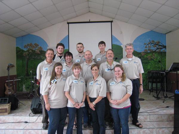 August Team